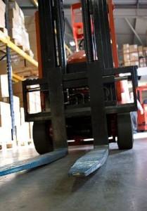 wykorzystaj wózki widłowe w pracy