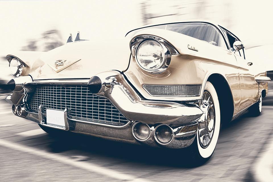 auta z USA